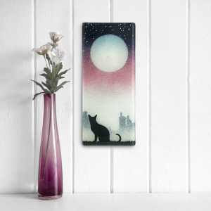 Cat Wall Panel