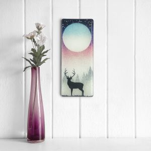Stag Wall Panel