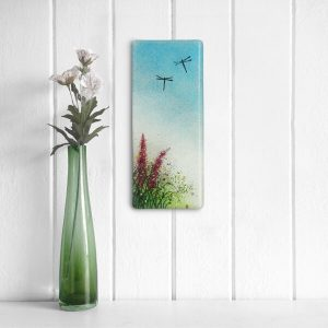 Summer Meadow Wall Panel