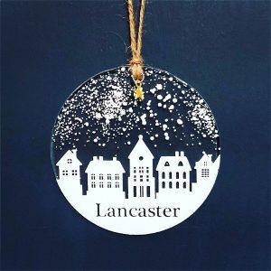 Winter Decoration Disc Lancaster