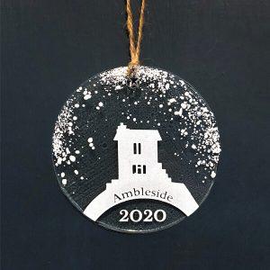 Winter Decoration Disc Ambleside 2020