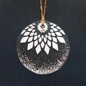 Winter Decoration Diamond Top disc