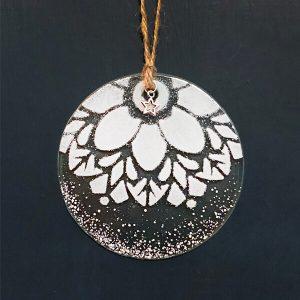 Winter Decoration Flower Top
