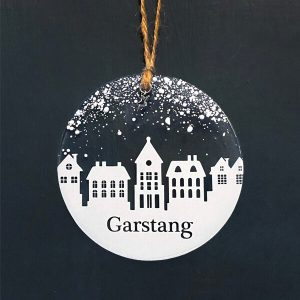 Winter Decoration Disc Garstang