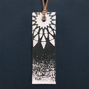 Winter Decoration Cut Diamond Top