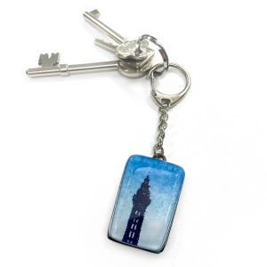 Wish You Were Here Keyring